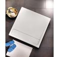 Extraflache Duschwanne Arkon 120x80x2,5 cm weiß