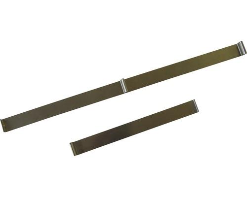 Agrafes pour système de plancher en bois de résineux pack=200pcs