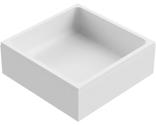 Soubassement pour receveur de douche Loki 800x800x160 mm-0