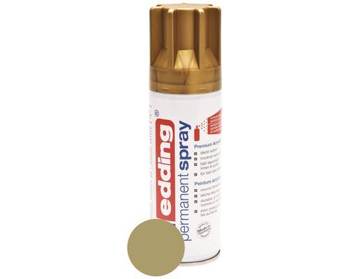 Permanent Spray edding or riche mat satiné 200 ml