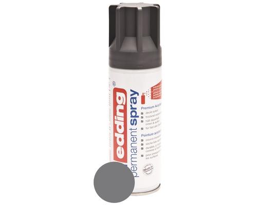 Permanent Spray edding anthracite mat satiné 200ml