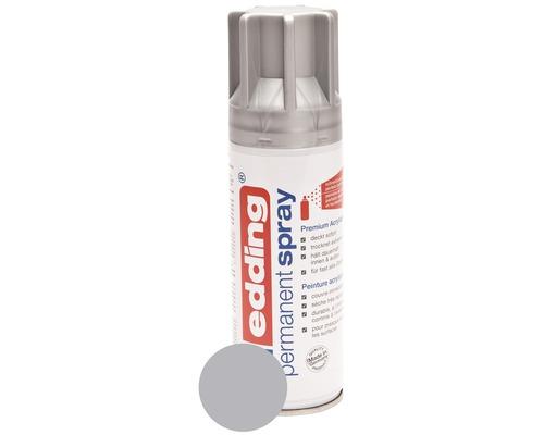 Permanent Spray edding argent mat satiné 200 ml