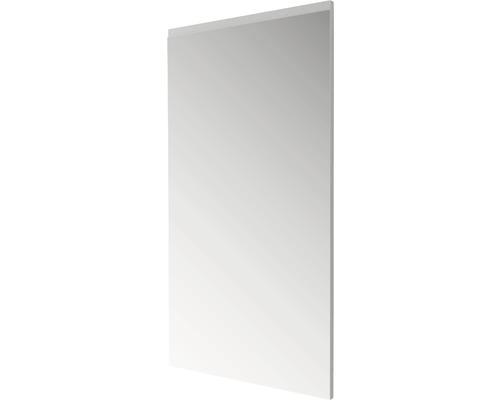 Spiegel 60x103 cm weiß IP 44 (fremdkörper- und spritzwassergeschützt)