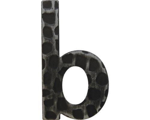 Hausnummer b Eisen 120 mm