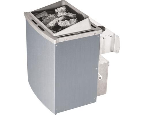 Poêle à sauna 9 kW avec commande int.