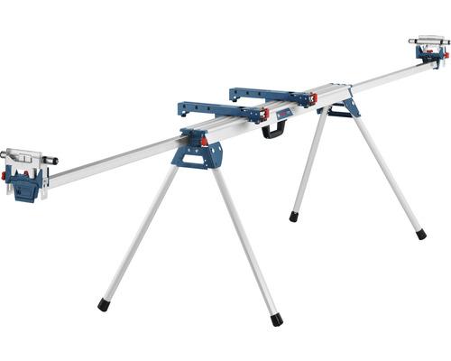 Table de travail Bosch Professional GTA 3800 avec support, clé à vis et support d''ouvrage