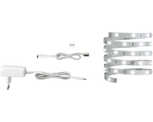 Kit de base bande YourLED Eco prêt à l''emploi 3 m 450 lm 4000 K blanc naturel 90 LED 12V