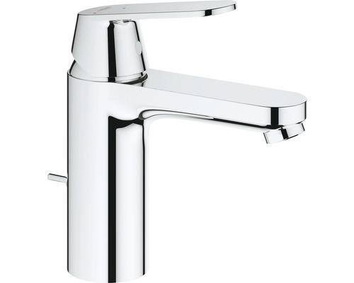 Mitigeur de lavabo GROHE Eurosmart Cosmopolitan 2339600E chrome, mécanisme de vidage inclus