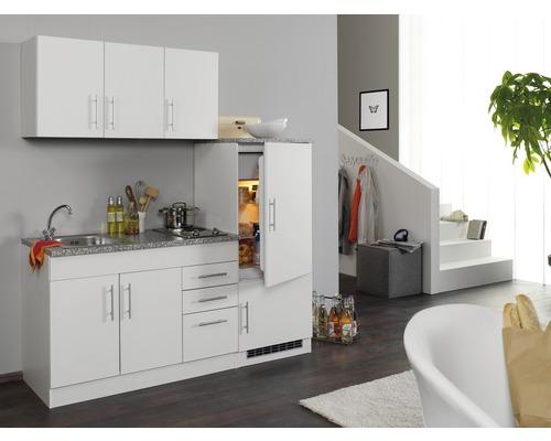 Kitchenette Held Möbel Toronto 180 cm blanc