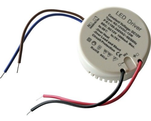 Bloc réseau pour éclairage et actionnement du capteur IP50