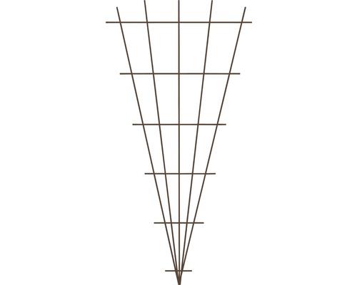 Treillis 75x150cm, brun