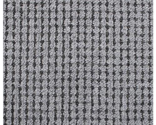 Teppichboden Schlinge Houston grau 400 breit (Meterware)
