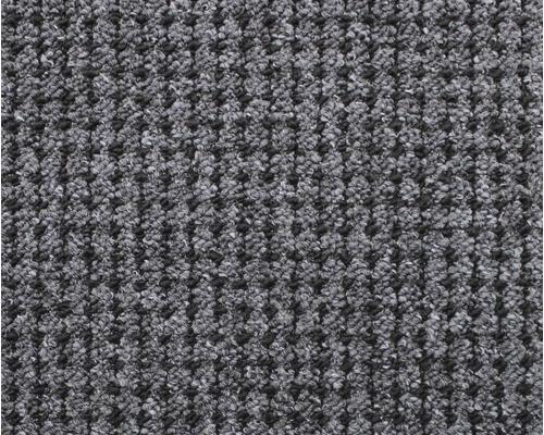 moquette boucl e houston anthracite largeur 400 cm marchandise au m tre hornbach luxembourg. Black Bedroom Furniture Sets. Home Design Ideas