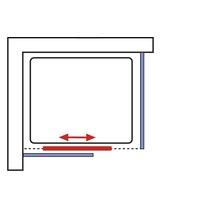 Wellnesskabine Schulte ExpressPlus Ibiza links 120x80 cm EP19381-5 01 50 2 204-thumb-1