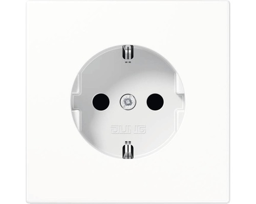 Insert de prise de courant Jung LS990/LS-Design 1520 WW blanc alpin