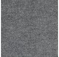 Dalle de moquette Rex gris clair 50 x 50 cm