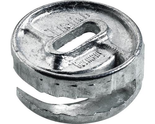 Ferrure d''assemblage Rastex 25 galvanisé, 40 pièces