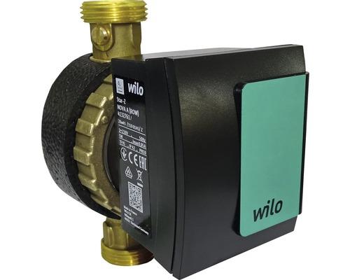 Pompe de circulation à eau sanitaire Wilo Star-Z NOVA A avec robinets d''arrêt mais sans câble et minuterie