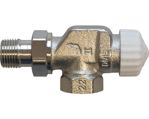 "Socle thermostatique Heimeier V-exact II axial 1/2"" 3710-02.000 préréglable"