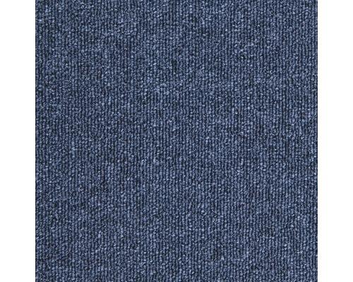 Dalle de moquette Diva bleu foncé 50 x 50 cm