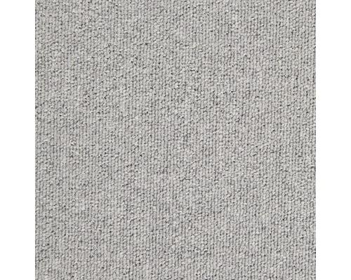 Dalle de moquette Diva gris clair 50 x 50 cm