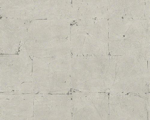 Papier peint intissé 93992-1 Daniel Hechter 3 effet enduit gris
