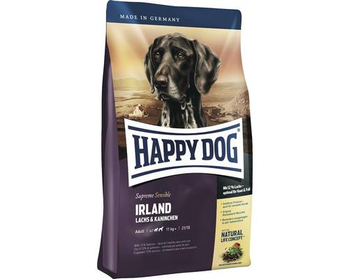 Hundefutter trocken HAPPY DOG Supreme Irland Lachs & Kaninchen 12,5 kg