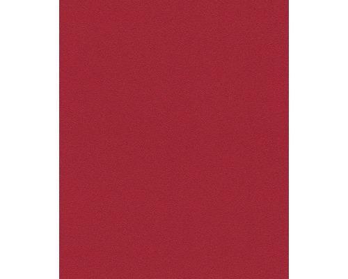 Papier peint intissé 740288 Kids & Teens 2 Uni rouge