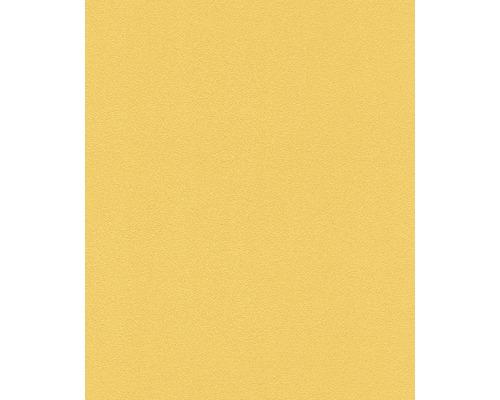 Papier peint intissé 489514 Kids and Teens 2 Uni jaune