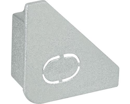 Module additionnel Paulmann Delta Profil alu/mat 2 pièces