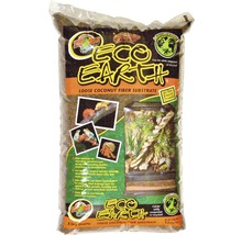Bodengrund ZOO MED Eco Earth Loose 8,8 l-thumb-0