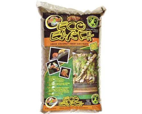 Bodengrund ZOO MED Eco Earth Loose 8,8 l