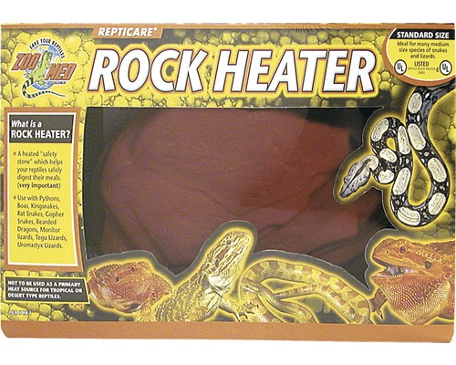 Heizstein Repticare Rock Heater L 15W 40x18x5 cm