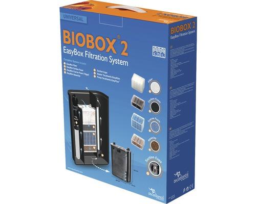 Système de filtre intérieur Biobox 2, avec corps de chauffe 200 W