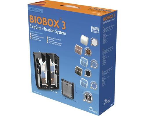 Système de filtre intérieur Biobox 3, avec corps de chauffe 2 x 300 W