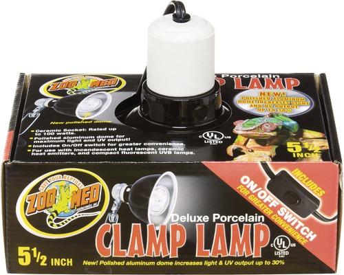 Wärmestrahler Clamp Lamp, 14 cm