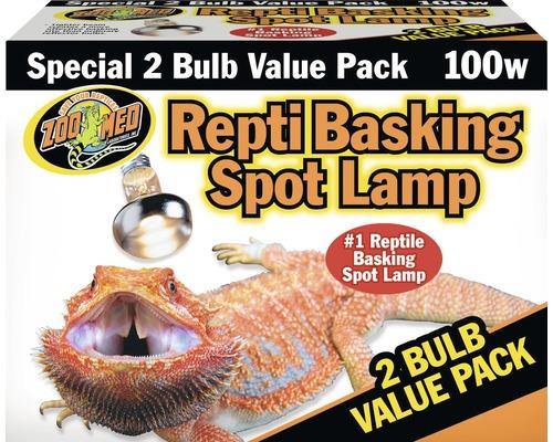 Wärmestrahler Repti Basking Pack, 2 x 100 W