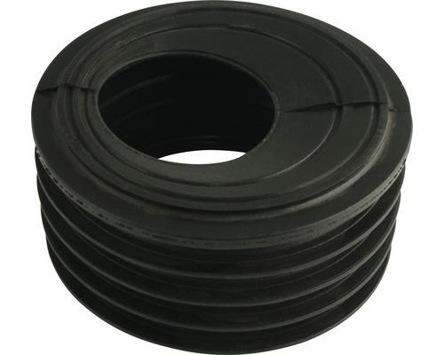 Raccord de tuyau de descente Marley pour tuyau de descente des tubes d''évacuation, diamètre nominal 110mm noir