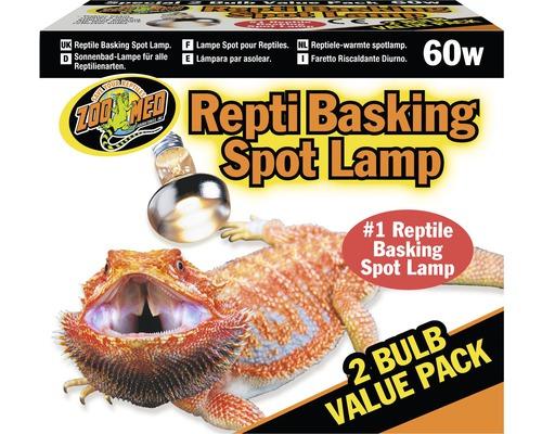 Wärmestrahler Repti Basking Pack, 2 x 60 W