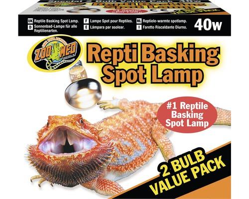 Wärmestrahler Repti Basking Pack, 2 x 40 W