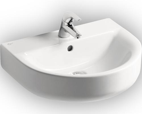lavabo ideal standard connect arc 55 cm blanc e713101 hornbach luxembourg. Black Bedroom Furniture Sets. Home Design Ideas