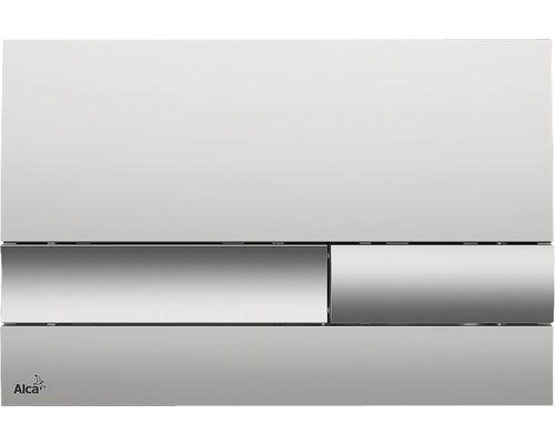Plaque d''actionnement Confort M1732 chrome-mat
