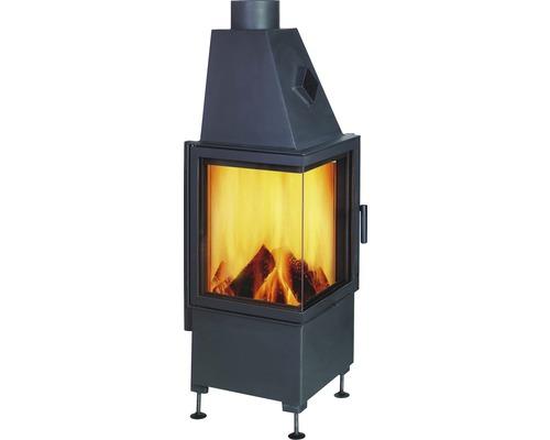 Insert de cheminée Hark Radiante 500/57 K A1 noir 8 kW