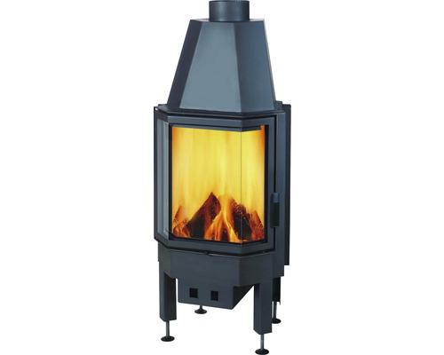 Insert de cheminée Hark Radiante 800/57 K A1 noir 8 kW