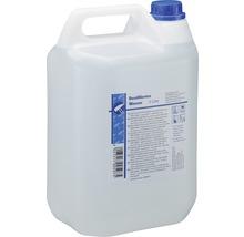Palette d''eau distillée avec 144 bidons de 5 litres (720 litres) déminéralisée-thumb-2