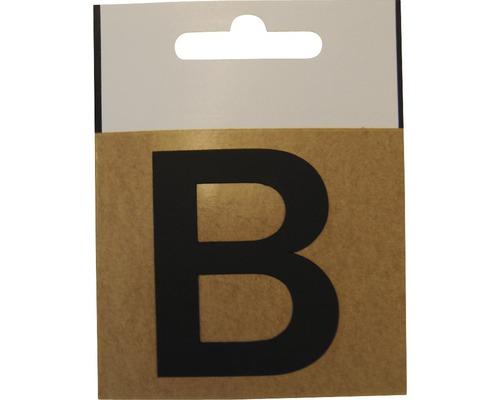 Chiffres adhésifs plastique B-0