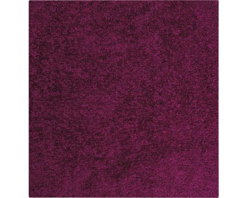 Teppichboden Velours Ines flieder 400 cm breit (Meterware)