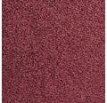 Teppichboden Frisé Buffalo dunkelrot 500 cm (Meterware)