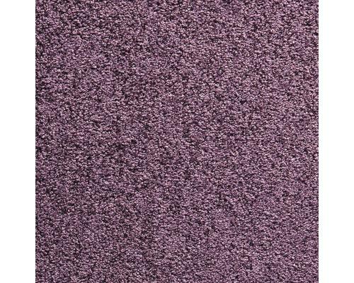 Teppichboden Frisé Buffalo lila 400 cm (Meterware)