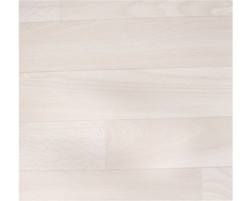 PVC Kansas Stabparkett weiß 200 cm (Meterware)